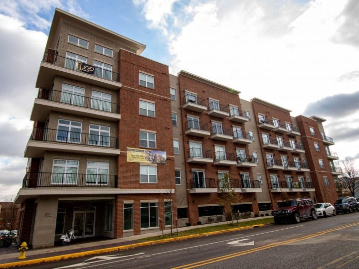 Crossing At Chauncey Hill Apartments Granite Student Living 2 Bedroom